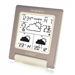 Station Star Meteo WD1201 taupe ivoire