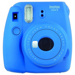 Appareil instantané Fujifilm Instax Mini 9 Bleu Cobalt