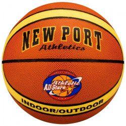 NEW PORT Ballon de basketball - Taille 7