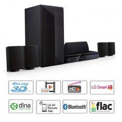LG LHB625 Home-Cinéma Blu-ray 3D 1000W Bluetooth