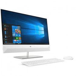 HP PC Tout-en-un Pavilion HP27-xa0030nf - 27` FHD - Core i5-8400T - RAM 8Go - Disque Dur 1To HDD + 128Go SSD -
