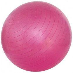 AVENTO Ballon de gym 65 cm - Rose