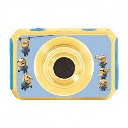 LES MINIONS Camera Move Cam 1.3MP Lexibook