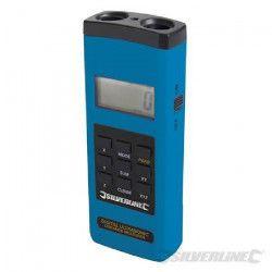 SILVERLINE Télémetre numérique. Format poche