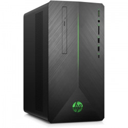 HP PC de Bureau Pavilion Gaming HP690-0037nf - Core i5-8400 - RAM 8Go - Disque Dur 1To HDD + 256Go SSD - GTX 1060 -