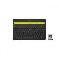 LOGITECH clavier bluetooth multidevice - K480 Noir