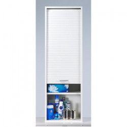 COOL Meuble de salle de bain ou WC 40x35 cm - Blanc