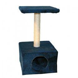 KERBL Arbre a gratter Amethyst pour chat - Bleu foncé