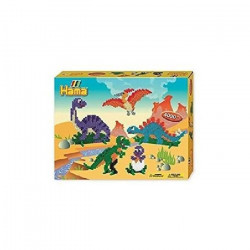 HAMA Midi Boite GM Les dinosaures