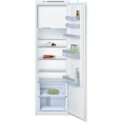 BOSCH KIL82VS30 - Réfrigérateur 1 porte encastrable - 286L - Froid ventilé - A++ - L 56cm x H 177,5cm