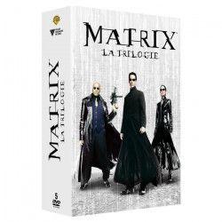 DVD Matrix - La trilogie