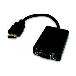 APM Convertisseur HDMI Mâle Vers VGA Femelle - 10cm