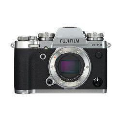 Hybride Fujifilm X-T3 Boîtier nu Argent