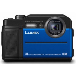 LUMIX FT 7 Bleu