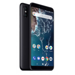 Smartphone Xiaomi Mi A2 Double SIM 32 Go Noir