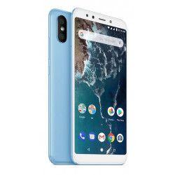 Smartphone Xiaomi Mi A2 Double SIM 32 Go Bleu