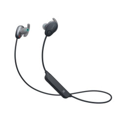 Ecouteurs intra-auriculaires Sony Sport WI-SP600N Noir