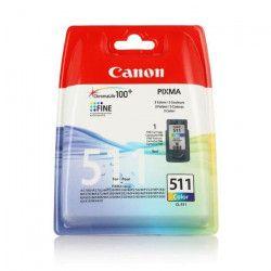 CANON Cartouche d`encre couleur CL-511