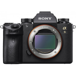 Hybride Sony Alpha A9 Boîtier nu Noir