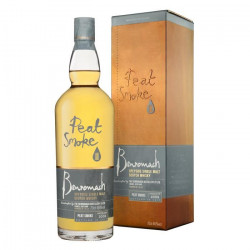 Benromach - Peat Smoke - 2008 - Single Malt Whisky - 46% - 70 cl