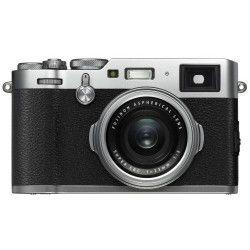 Appareil photo compact Fujifilm X100F Argent