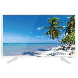 Océanic TV Blanche 24` (60 cm) HD (1366*768) 1*HDMI 1*USB PVR