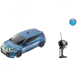 Mondo Motors - Voiture télécommandée Megane RS Gendarmerie 1:14