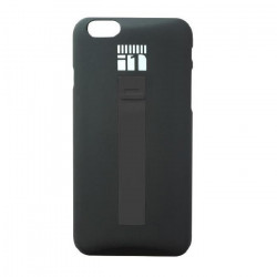 In1 Coque Cable de Charge iPhone 6 Noir