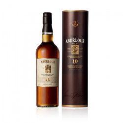 Whisky aberlour 10 ans (70cl)