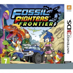 Fossil Fighters Frontier - Jeu Nintendo 3DS
