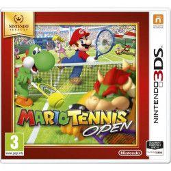 Mario Tennis Open 2 Jeu Selects 3DS