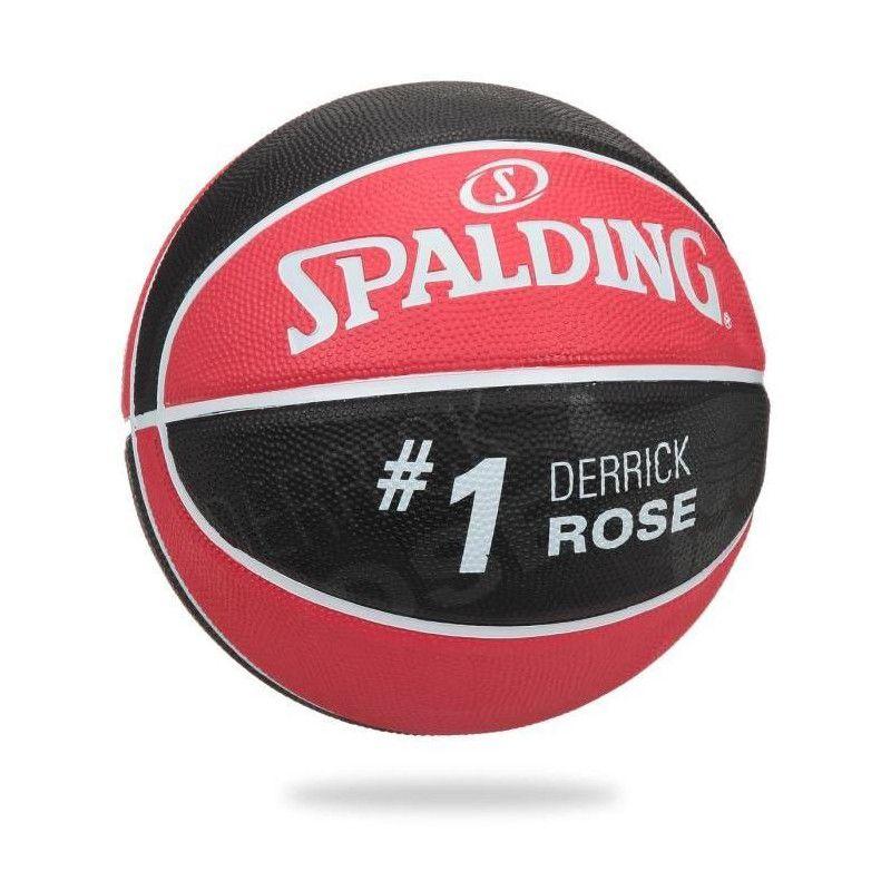 b814ad6a80c5f SPALDING Ballon Basket-ball NBA Player DERRICK ROSE BKT