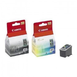 Canon PG-40/CL41 Cartouches d`encre Multipack Couleurs