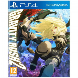 Gravity Rush 2 Jeu PS4