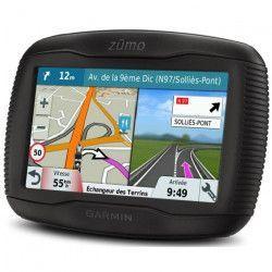 GARMIN Zumo 345LM GPS Moto 4.3` Carte Europe de l`Ouest (24 Pays)