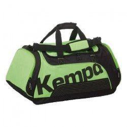 KEMPA Sac de Sport L Sportline Mixte Vert Fluo et Noir