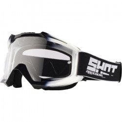 SHOT Lunettes Assault Twin Blanc
