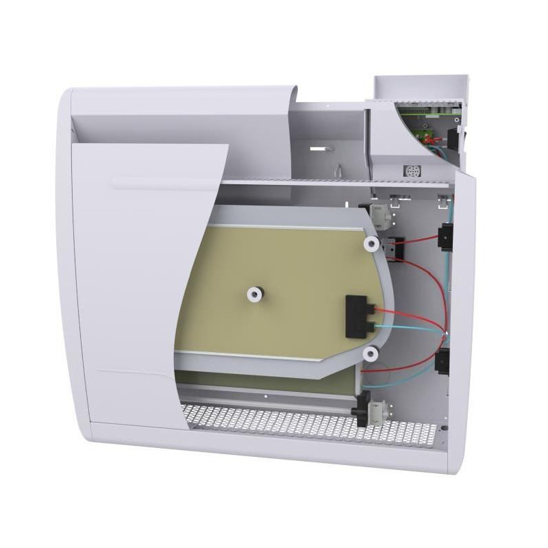 mazda 1500 watts radiateur lectrique a inertie. Black Bedroom Furniture Sets. Home Design Ideas