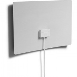 ONE FOR ALL SV9440 Antenne d`intérieur Ultra plate - Filtre 4G