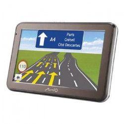 MIO SPIRIT 7670 LM GPS Poids-lourds 5` - 30 pays, Cartes a vie - Bluetooth