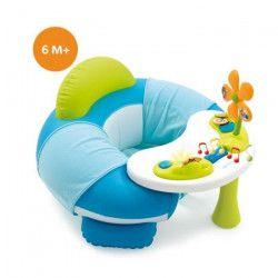 SMOBY Cotoons Cosy Seat 2 en 1 - Bleu