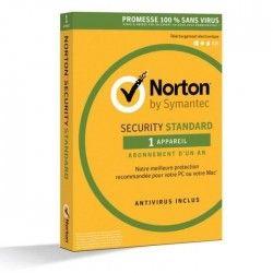 Norton Security 2016 Standard (1 appareil / 1 an) ATT
