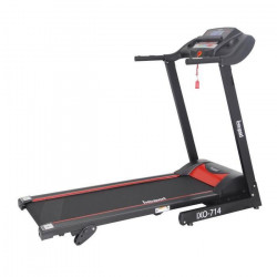 IXOSPORT Tapis de Course pliable 16 km/h inclinable pré-monté Power Plus Ixo-714 - 2.5 CV - 12 programmes