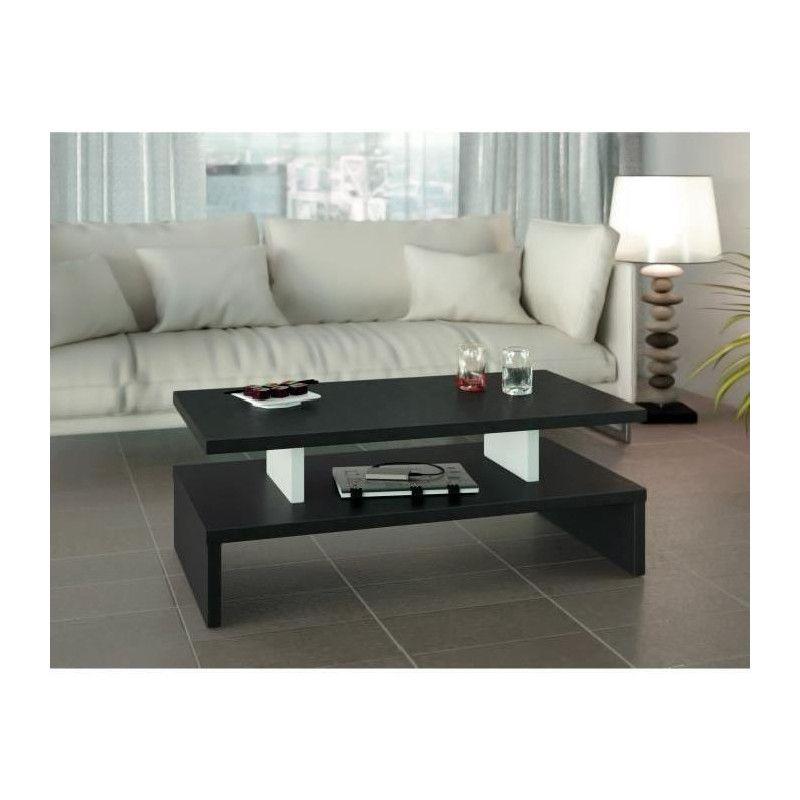 Table Contemporain L Style After Noir Satiné Basse ebW9EIDH2Y