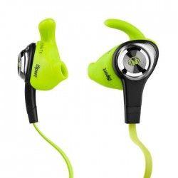 Monster iSport Intensity In-Ear Headphones - Small Box -Multilingual Green
