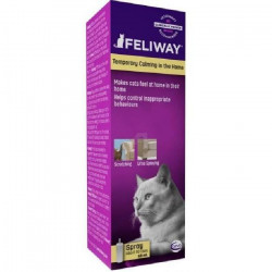 FELIWAY Spray anti-stress 60 ml - Pour chat