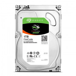 SEAGATE HDD FireCuda 1To 3,5` - ST1000DX002