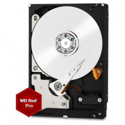 WD Red? Pro - Disque dur Interne NAS - 2To - 7 200 tr/min - 3.5` (WD2002FFSX)