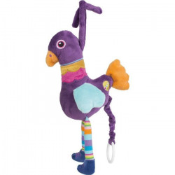 OOPS Doudou carillon Happy Melody - Paon