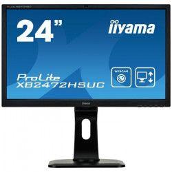 iiYama Ecran Gamer PROLITE XB2472HSUC-B1 - 24` - Full HD - Dalle VA - 8 ms
